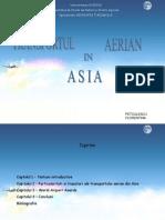 transporturile aeriene in asia