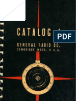 1936_General Radio Co. General Catalog