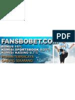 Fansbobet