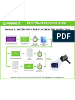Method a - Water Wash Fluorescent Inspection (1)