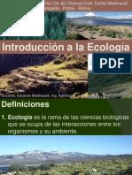 1.Ecologia, Conceptos