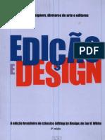 EDIÇÃO E DESIGN