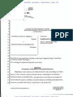 Ernesto Ruelas-Rodriguez Charging Documents