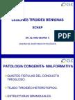 lesiones tiroideas benignas