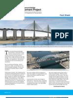 Bridge Replacement Fact Sheet