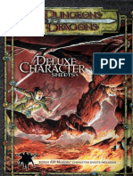 104529845 D D 3 5e Deluxe Character Sheets