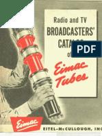 1952_Eimac Broadcasters Tube Catalog