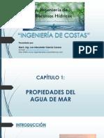 Propiedades del Agua de Mar
