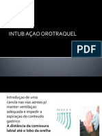INTRODUÇAO OROTRAQUEAL