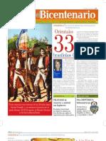 Diario del Bicentenario 1825