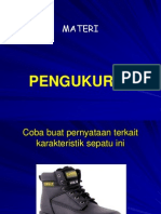 Materi power point pengukuran