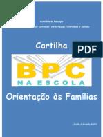 Cartilha BPC
