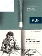 1954 - Boy's First Book of Radio & Electronics - Morgan