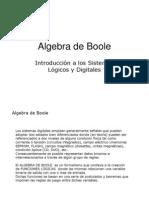 Temas 1-2 Algebra de Boole-Karnaugh 2008 BYN