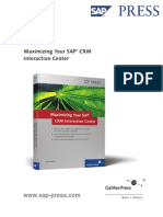 Maximize your SAP CRM Interaction Center.pdf