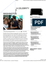 Post-'Cliff' a Celebrity President, A Leaderless Washington