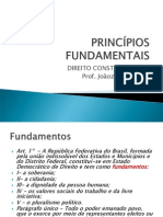 DC I PRINCÍPIOS FUNDAMENTAIS