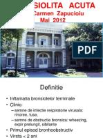 Curs Bronsiolita Mai 2012