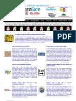 Tuesday - January 8, 2013 - ForeclosureGate Gazette