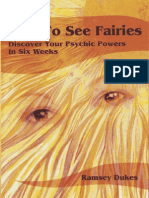Ramsey Dukes - How to See Fairies