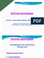 Sss155 Slide Otitis Eksterna