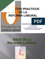 Curso de Reforma Laboral
