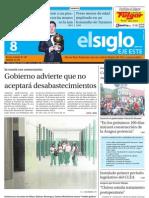 Edicion La Victoria.martes 08-01-2013