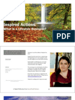 Inspired Actions E1 MicroBusiness Oct 2012 Sample