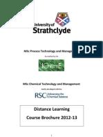 MSc PTM and CTM Brochure 2012-13 Rev1[1]