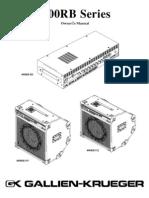 Gk 400 Rb III Manual