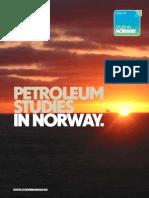 Petroleum Studies in Norway