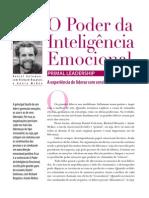 O poder da Inteligencia Emocional