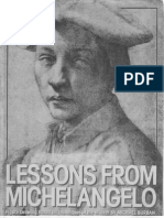 Lessons of Michelangelo