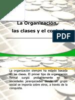 Organizacion, Control