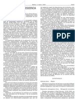 Real Decreto 255 2003