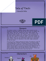 Tale of Tails Character Bible