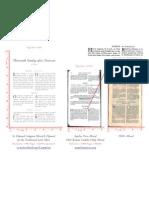 Latin Mass Hymnal Missal