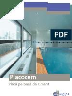 Placare Rigips - Placocem
