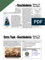 Extra Taak 13 GS de VOC