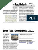 Extra Taak 15 GS Grachtengordel