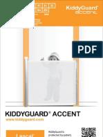 Lascal KiddyGuard Accent Manual 2012 (Spanish)