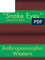 Character Design Presentation
