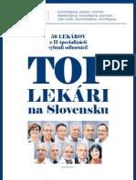 Top lekári 2012