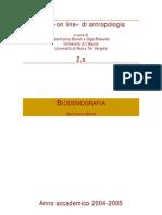 Biodemografia