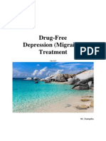 Drug-Free Drug-Free Depression (Migraine)   Treatment