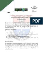 Environmental Law Workshop Brochure