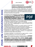 Comunicado Conjunto Convenio 4-1-2013