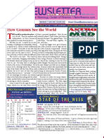 Astroamerica News Letter Dated January 08, 2013