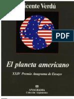 Verdu Vicente - El Planeta Americano