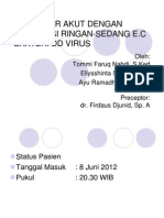 CR Diare Dehidrasi PPT